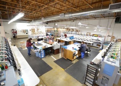 McKenzie SewOn Embroidery Facility 6
