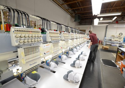 McKenzie SewOn Embroidery Facility 1