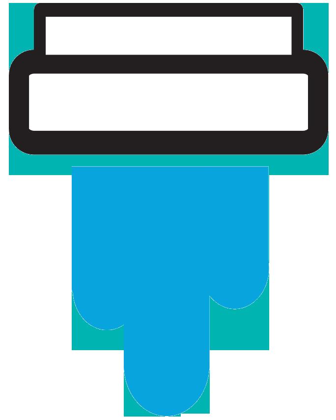 McSewOn services: screenprinting image