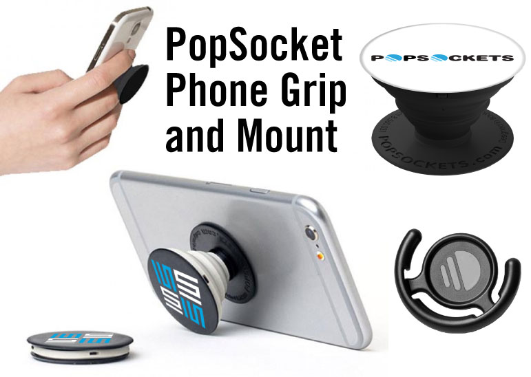 Pop-Socket-Mount