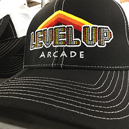 Level Up Merchandise & Apparel
