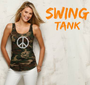 McKenzie SewOn swing tank top